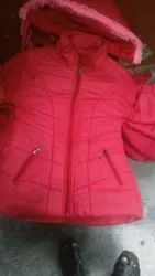 Plain Hoodies Girl Jacket Size 18/20/22, Full Sleeves
