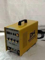 Dc Tig Welding Machine