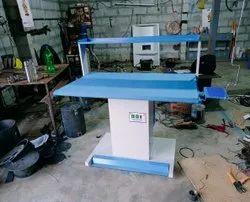 Blue Laundry Vacuum Ironing Table, Size: 2.5x4 Feet