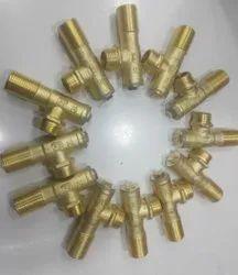 Brass Forged Adjustable Ferrule 15mm