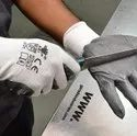 Nylon Safety Hand Gloves  Anti Cut , Cut Resistant , Industrial , Domestic Hand Gloves
