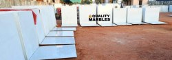 Quality marble Morwad Pure White