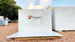 White Imported Marble