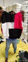 Multicolor Ladies Winter Top
