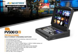 Avmatrix PVS0613U