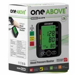 One Above Intelligent Blood Pressure Monitor