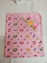 Little Cubs Cotton Hooded Baby Towel