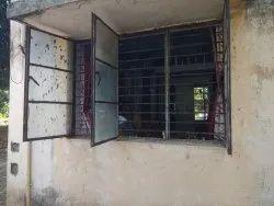 Mild Steel z sectional windows