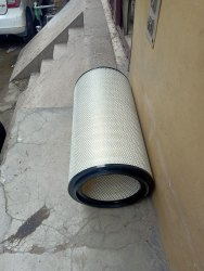 White Paper Air Filter Cartridge