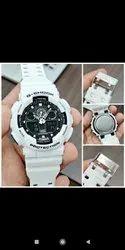 G Shock White Watch