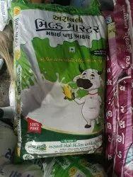 100% puare khaol Maize Oil Cake Makai Khali, For Animal Feed, Packaging Size: 40 kg Per Beg