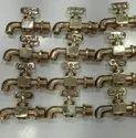 Brass Square Taper 15mm