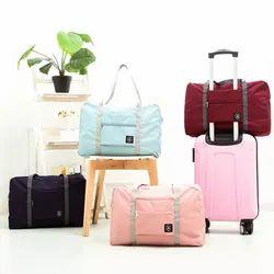 Foldable Duffle Travel Bag For Gym Bag Luggage Duffle Bag