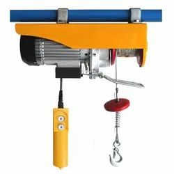 Mini Electric Wire Rope Hoist Remote Control Single Phase Motor Reversing Remote Control Switch