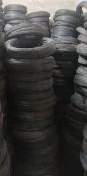 Mild Steel Black Binding Wire, For Construction, Gauge: 20