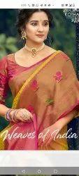 Heavy Designer Fancy Wedding Wear Saree