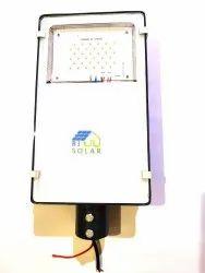 12 Watt DC Street Light With Battery