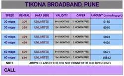non frs plan 30mbps 6 month