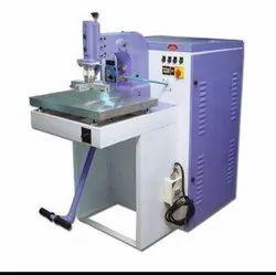 Shoe upper welding machine