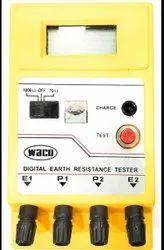 Earth Resistance Tester Waco