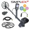 Simplex Plus Metal Detector