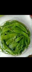 A Grade Green Snow Peas