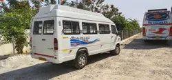 16 Seater Tempo Traveler Rental, Music System