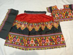 Garba Traditional chaniya choli, Handwash