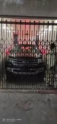 Stainless Steel Center opening Elevator Door