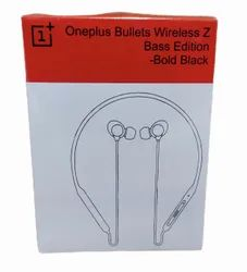 Oneplus Bullets Wireless Z Bass Edition Neckband Headset