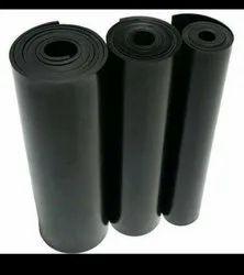 Natural Black Rubber Sheet