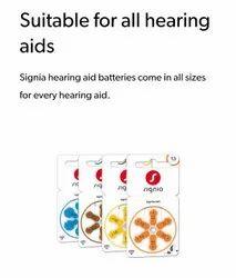 Signia Siemens Hearing Aid Batteries
