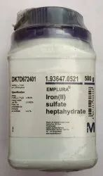 Iron sulfate(ll) heptahydrate
