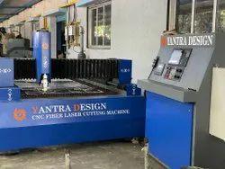 CNC Fibre Laser Cutting Machine