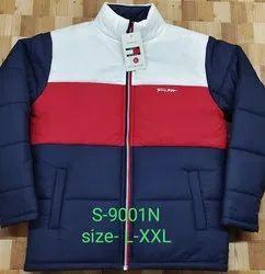 Casual Wear Full Sleeve Men Jacket, Size: L XL XXL
