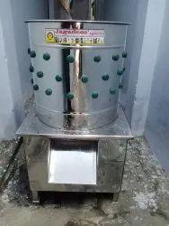 Ss Chicken Feather Cleaning Machine(3birds)