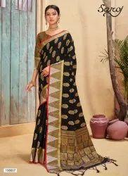 Banarasi Silk Fancy Sarees