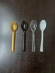 Color Plastic Spoon