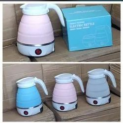 Silicon Foldable Electric Kettle