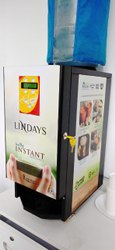 Instant Coffee And Tea Vending Machine