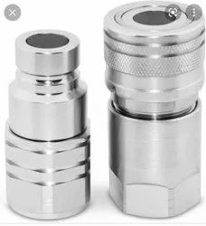 Stainless Steel Flat Face Quick Couplings