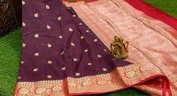 Wedding Wear Silk Saree Manufacturer, 6.3 m (with blouse piece)