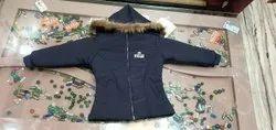 Full Sleeve Casual Jackets Ladies Jacket, Size: Medium