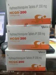 HCQS Hydroxychloroquine 200 Mg