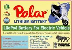 Lithium battery for EV
