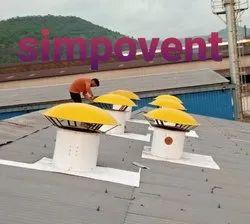 Motorised Roof Extractor