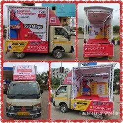 Mobile Van Advertisement In Pune