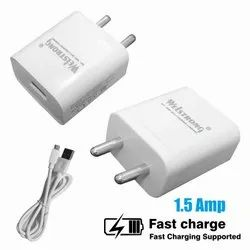 welstrong Usb Charger, Ampere: 1.5