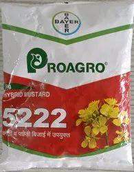 Bayer Crop Science Hybrid Mustard Seeds 5222- 1kg Long Duration Seeds Variety