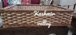 Kashmiri willow baskets